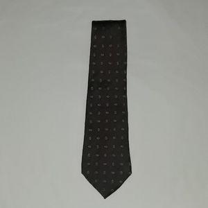 Emporio Armani Authentic men's silk tie